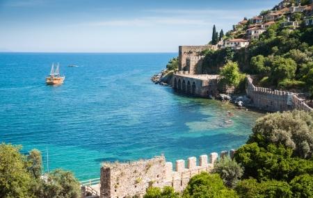 Turquie, Antalya : vente flash, séjour 8j/7n en hôtel 5* tout compris & vols, - 46%