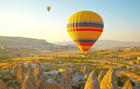 Turquie : circuit 8j/7n en hôtels 4 et 5* en pension complète + vols & transferts