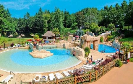Camping proche Mont-St-Michel : 8j/7n en camping 5* avec espace aquatique