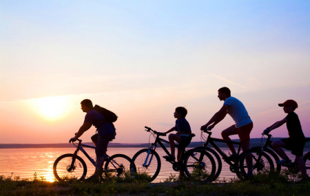 Proche Toulouse, plein air : balade à vélo, équitation, spéléologie, escalade…