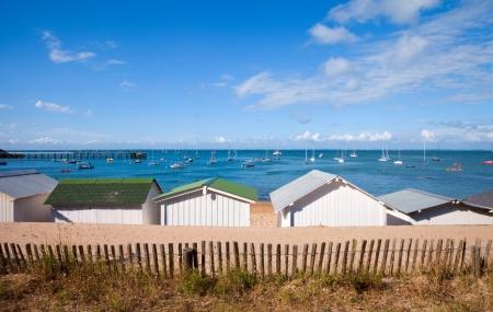 Vendée : location 8j/7n en camping 4* à 200 m de la plage & face à l'Île de Ré