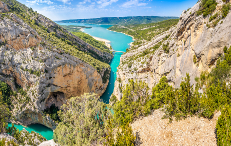 Gorges du Verdon, camping 4* : 8j/7n en bungalow avec parc aquatique et animations, - 25%