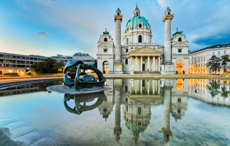 Vienne : vente flash week-end 3j/2n en hôtel 4* + petits-déjeuners, vols inclus, - 66%