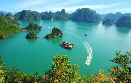 Vietnam : circuit 10j/7n en hôtels 3* + petits-déjeuners + excursions & vols