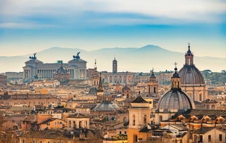 Rome : enchère, 5j/4n en hôtel 3* + petits-déjeuners + vols, dispos St Valentin