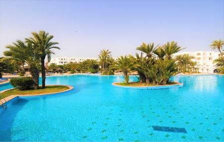 Djerba : vente flash, séjour 8j/7n en hôtel 4* + tout inclus + vols