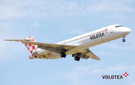 Volotea : billets à partir de 9 € vers l'Europe et la France, automne/hiver