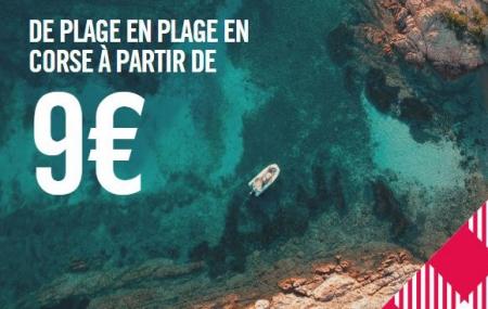 Corse : vols été vers Bastia, Ajaccio et Figari dès 9 € A/S