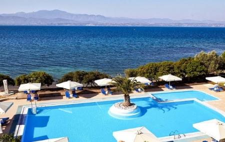 Grèce : vente flash, séjour 6j/5n en hôtel 5* + demi-pension, vols inclus, - 60%