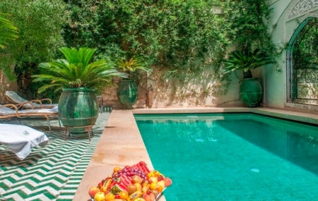 Marrakech : vente flash, week-end 4j/3n en riad de charme + petits-déjeuners, - 65%