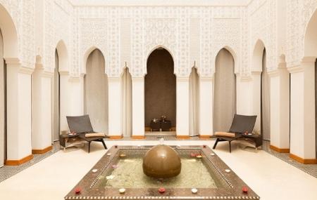 Marrakech : vente flash, week-end 3j/2n en hôtel 5* + demi-pension