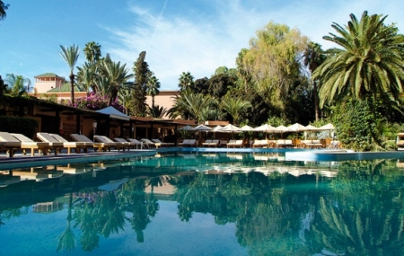 Marrakech : vente flash, week-end 4j/3n en hôtel 5* + petits-déjeuners, - 72%
