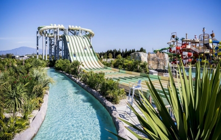 Provence, Wave Island aux enchères : 2 billets pour le parc