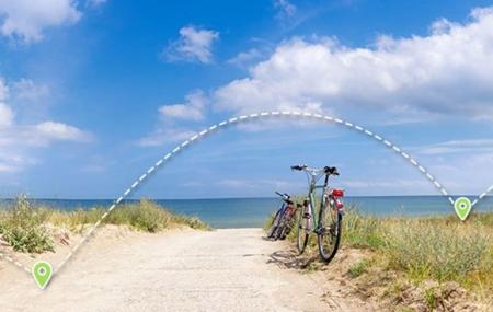 Week-ends à vélo :  3j/2n et plus, Côte Aquitaine, Alpes, Lubéron, Val de Loire...