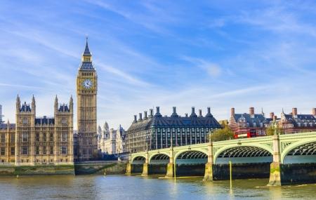 Londres : ventes flash, week-end 3j/2n en hôtel 4* + petits-déjeuners