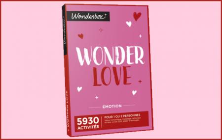 Saint-Valentin : coffrets cadeaux à offrir, code promo jusqu'au 14 février minuit