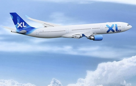 XL Airways : promos billets d'avion, vols A/R vers Tel Aviv, New-York, Guadeloupe, Miami ...