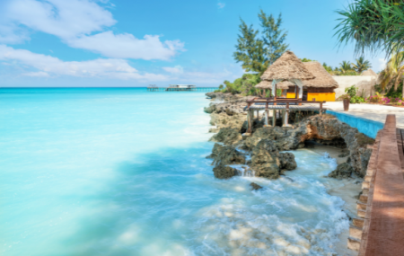 Zanzibar : séjour 9j/7n en hôtel 4* + demi-pension + vols