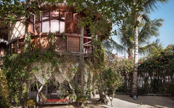 10 plus beaux hôtels en hauteur - Vila Kalango