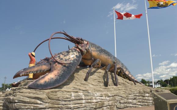 Partez à la découverte du Nouveau-Brunswick !  - Bienvenue au pays où le homard est roi !