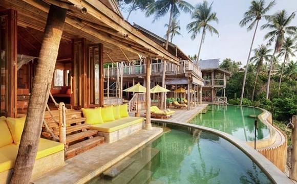 10 plus beaux hôtels en hauteur