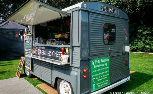 Les meilleurs food trucks d'Europe - Manger français en Irlande