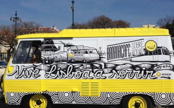 Les meilleurs food trucks d'Europe - Un peu de fraîcheur lisboète