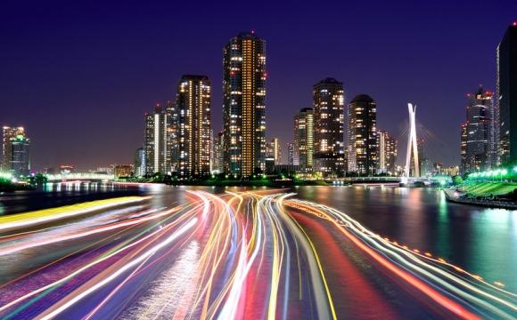 8 lieux pour voir le monde illuminé -  Les lumières de Tokyo