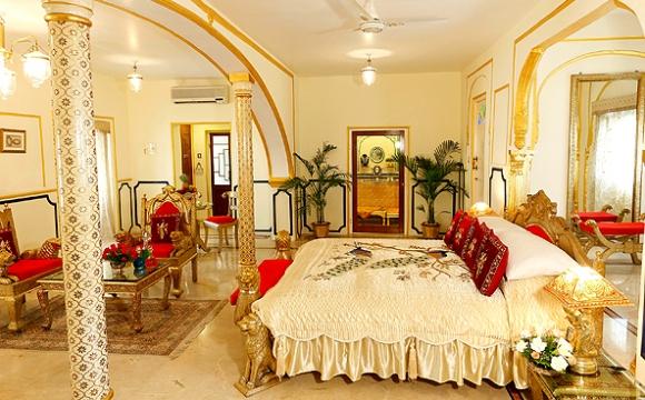 Les 10 plus belles suites d'hôtels du monde  - Raj Palace, Shahi Mahal Presidential Suite
