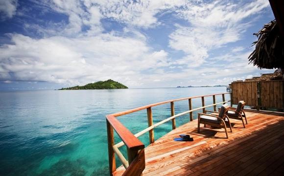 8 hôtels de rêve sur pilotis - Likuliku Lagoon Resort