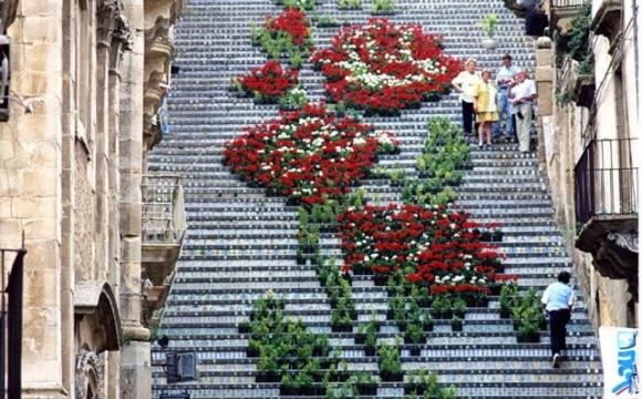 Les 15 plus belles marches du monde - Caltagirone