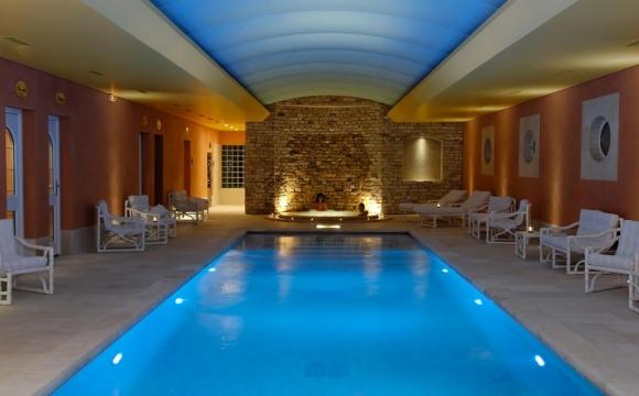 Les 10 plus beaux spas de France - Auberge de Cassagne