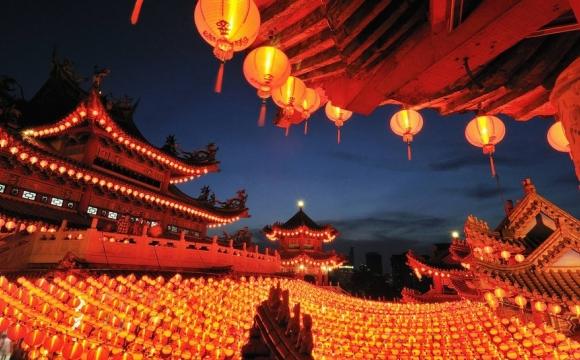 8 lieux pour voir le monde illuminé - Chine
