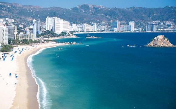 Les 7 plus belles plages du Mexique - Acapulco