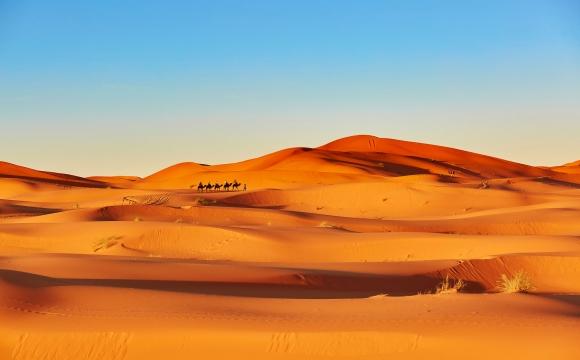 10 voyages à faire entre copines - Le Sahara marocain