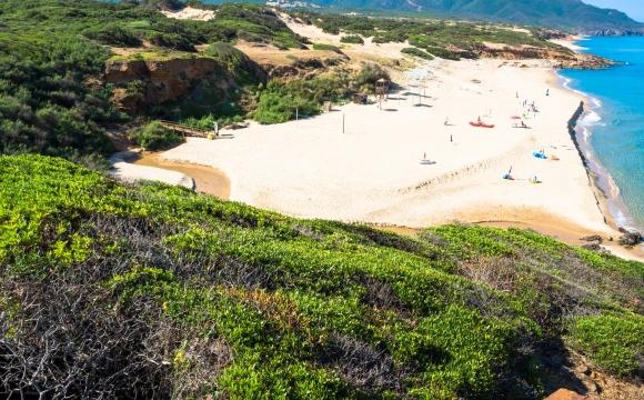 Les 10 plus belles plages de Sardaigne - Piscinas, des dunes surprenantes