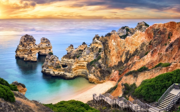 10 voyages à faire entre copines - L'Algarve au Portugal