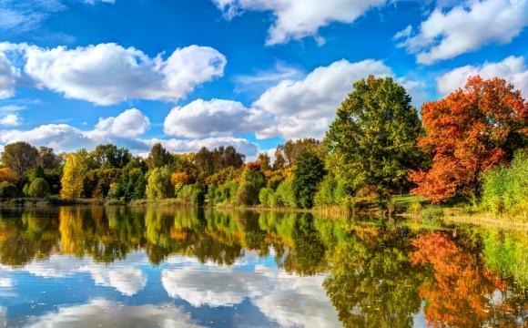Les 10 plus beaux paysages d'automne - ALLEMAGNE