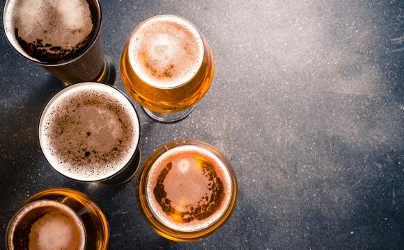 Un bain à la bière ça vous dit ?