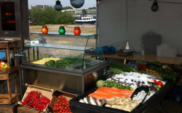 Les meilleurs food trucks d'Europe - Le poisson amstellodamois