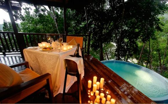 10 plus beaux hôtels en hauteur - Bunga Raya