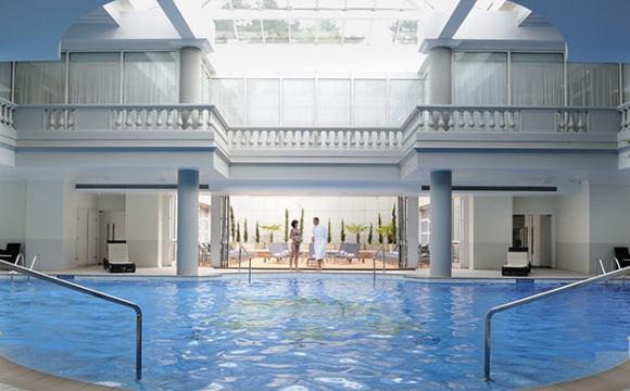Les 10 plus beaux spas de France - Trianon Palace