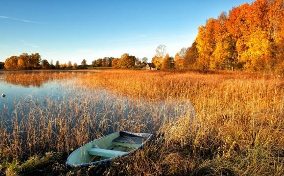 Les 10 plus beaux paysages d'automne - SUEDE
