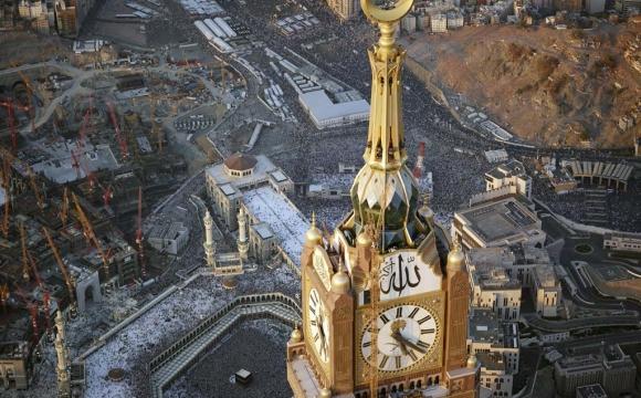 Les 10 plus grandes tours du monde - L'Abraj Al Bait Towers de La Mecque