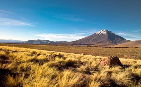 Le Chili, terre de contrastes aux paysages variés - Une douce montée vers les hauteurs…