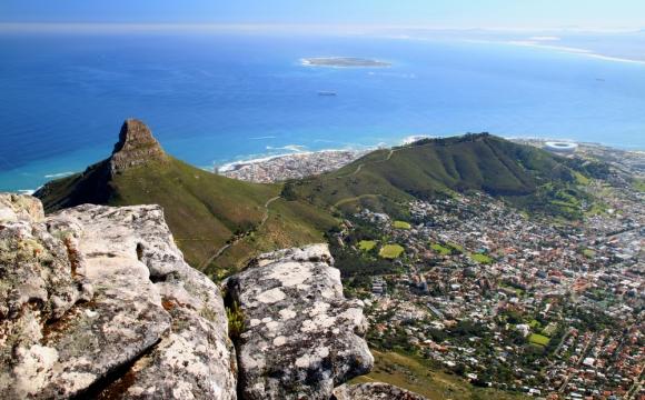 Le classement Lonely Planet des 10 villes à visiter en 2017 - Le Cap, Afrique du Sud