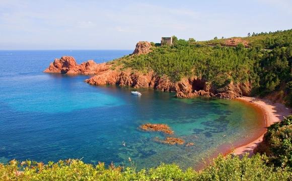 Les 12 plus belles plages du Sud Est de la France - Les plages du Massif de l'Esterel