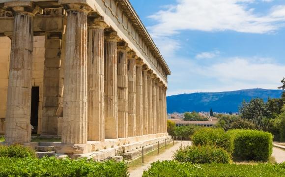 10 visites inratables à Athènes - L'Agora antique