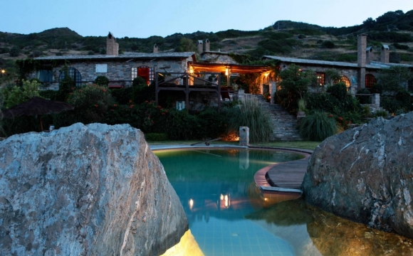 Les 10 plus belles villas d'été vues sur Airbnb - Aegean Island villa