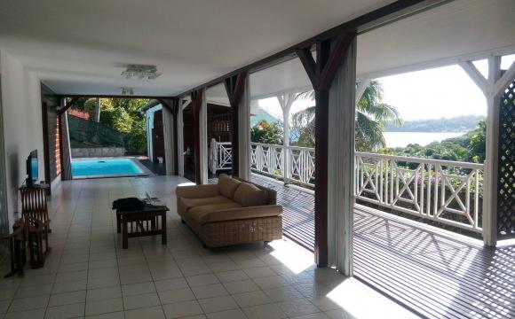 Les 10 plus belles villas d'été vues sur Airbnb - Villa Le Robert en Martinique